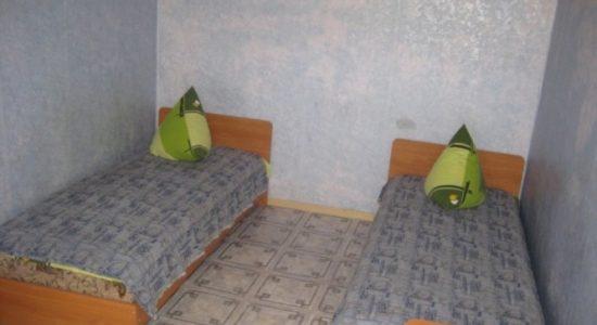 Пансионат Анита: комната