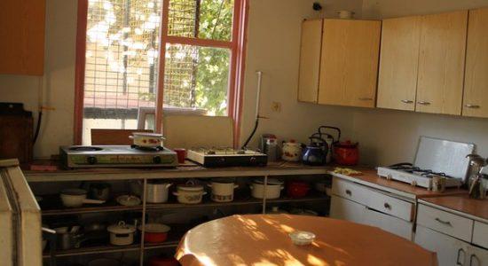 Пансионат Анита: кухня