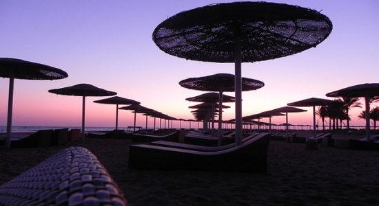 Шарм - пляж