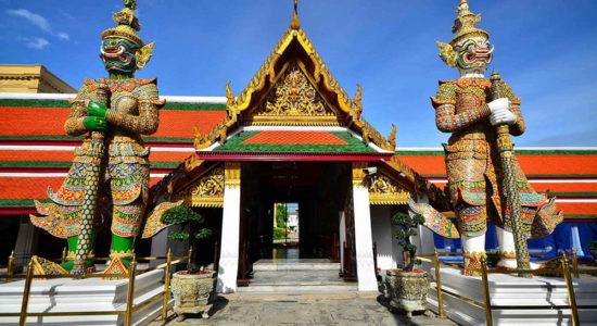 Изумрудный Будда в Бангкоке