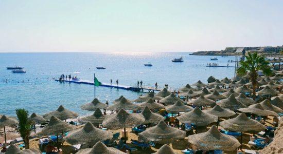 Море, Пляж Шарм Эль Шейх