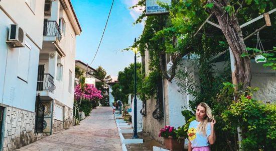 Улица Греции